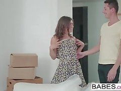 Babes - Step Mom Lessons - Silvia Lauren and Nick Gill and J