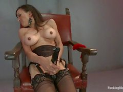 Cytherea fuck machine
