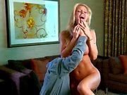 Hot Blonde gets fucked in her Hotel Room