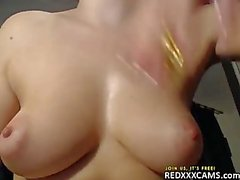 Camgirl webcam session 30