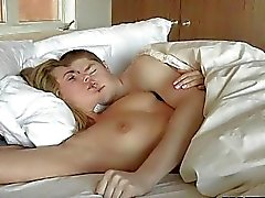 Sexy MILF Darryl Hanah sex with stepson