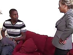 MILF Lexxi Lash Having Her First Interracial Fuck