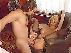 Hairy box on a milf crazy for cock