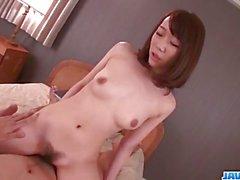 Hitomi Oki cock deep tight pussyhole More at javhd