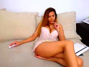 Barbieteniii Amateur Webcam Striptease 010