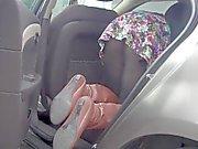 Car Wash Upskirt