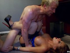 PORNFIDELITY - Madison Ivy Devours Cock, Takes a Creampie and Facial