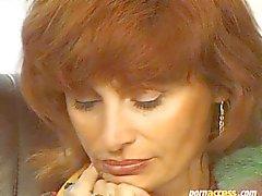 Wanda Lynn Baird Redhead Milf & 2 Men