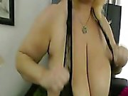 Enormous MILF Tits Need Your Cock