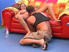 Hardcore pornstar movie big boobs ebony girl fucked hard