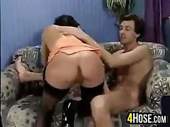 MILF Fucked By A Thick Cock