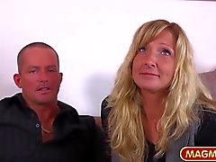 MAGMA FILM Sexy Milf picked up on the street