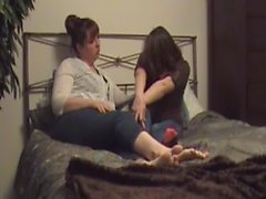 [Cock Ninja Studios]Mother Daughter Son Orgasm Instruction-Trailer