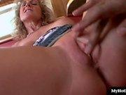 Jade Jamison loves bending over for big black cocks