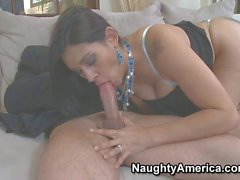 Voluptuous latina mom Raylene is fuck hungry