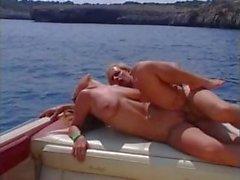 Ravishing lady lifeguards do some astounding copulation scenes