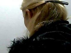 Blonde MILF Picked up on Street