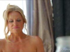 Kelly Madisons Got Milk She Is Bathing In It