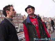 Dutch hooker cum dumped