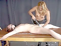 Latina coach gets white apprentice into bdsm domination