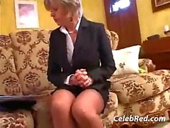 Hot Blond Milf On Hidden Cam Fucked