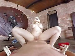 rough bdsm pov fuck lesson with Angel Wicky