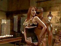 Mistress milks her slave - long version