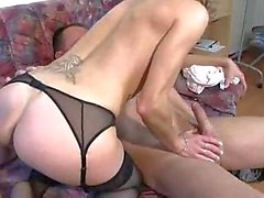 Milf In Stockings Gone Horny