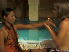 Sensual Intimate Touch Massage