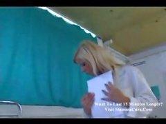 naughty nurses doing their job milf movie