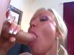 Neighbor milf sucks my cock when wife is away