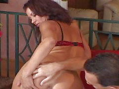 Vanessa Videl - Big Tits MILF Got A Huge Cock On Her Face
