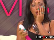 MILF Squirting for a Crowd in PUBLIC