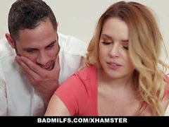 BadMILFS - Seduced By Boyfriends Sexy Stepmom