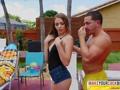 Brisk MILF Alex Blake Enjoys Perfect Dick