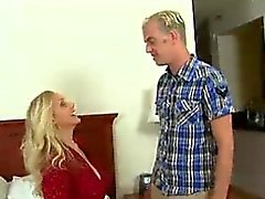 Busty Milf Vs Random Guy