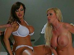 2 Busty Sluts