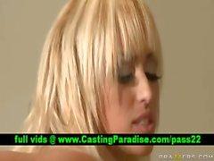 Breanne Benson stunning blonde gets licked