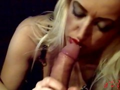 the art of blowjob by Arabella