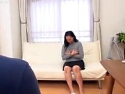 Asian amateur slut riding dick as she is on reality tv