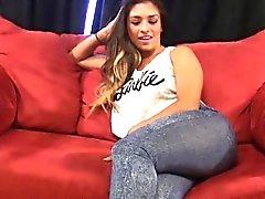 Sexy Latina Sandra Fucks The Neighbors Husband Homemade