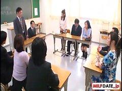 Japan anal mom classroom visitations