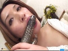 Emi Orihara provides superb solo along her toys