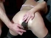MILF Gets Fisted And A Facial