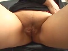 Shaved Japanese MILF Drilled