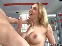Lucky MILF Tanya Tate gets fucked at the hospital