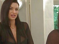 LaCochonne - Ania Kinski, une belle salope en double p