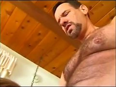 Hot amateur doggystyle creampie