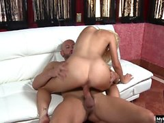 Carmen Callaway is one of the sexiest blondes around,...