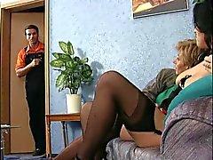 Reife Damen Junge Manner Vol.24